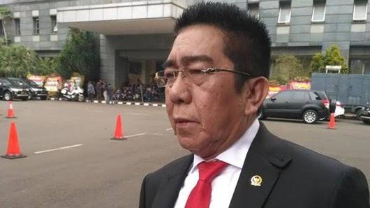 Politikus PDIP Polisikan Andi Arief dan Rocky Gerung