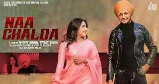 NAA CHALDA Lyrics - Amar Sehmbi & Gurlez Akhtar