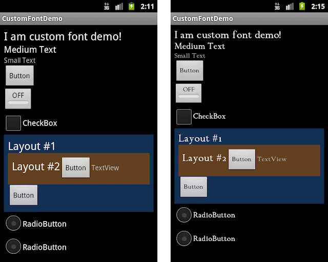 Solution for Android ViewPager inside a ScrollView | Vision Apps blog