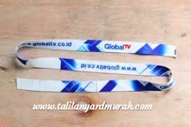 Tali lanyard Global TV