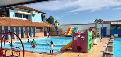 Kolam renang untuk anak di Purwokerto
