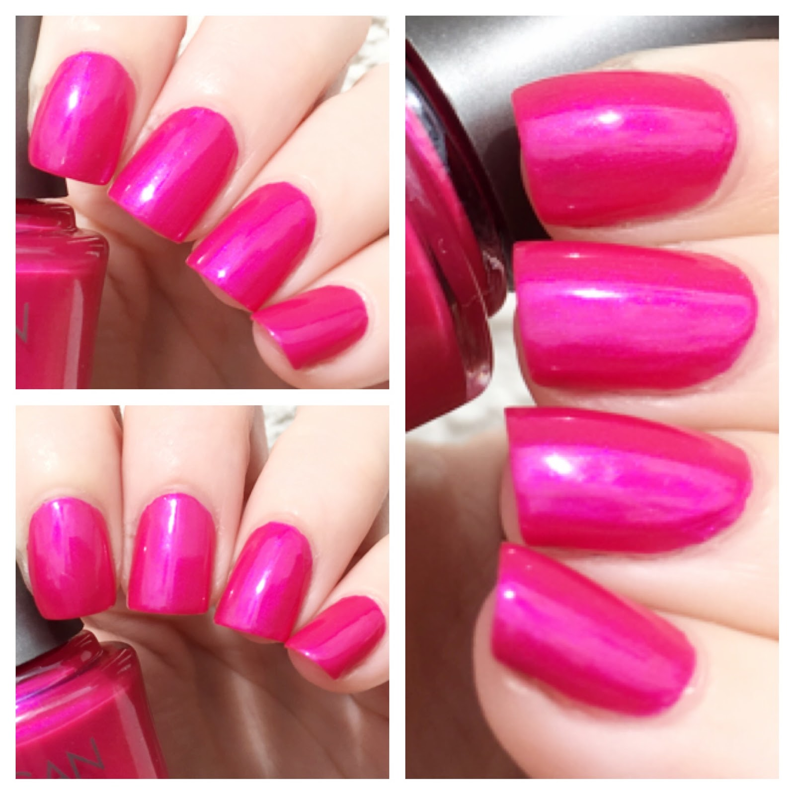 cat eyes & skinny jeans: NOTD: Morgan Taylor Nail Lacquer in All ...