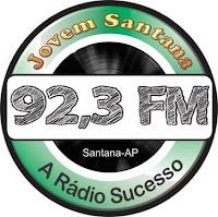 Rádio Jovem Santana FM