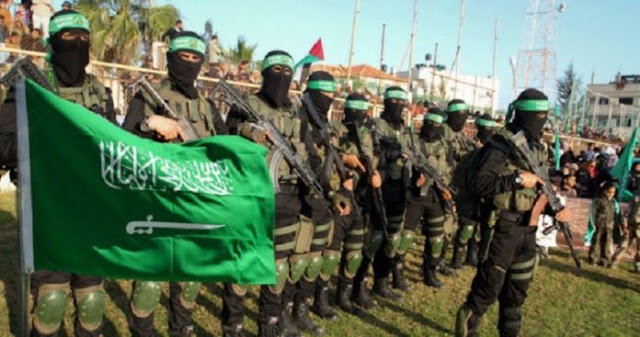 Χαμάς: Το Ισλαμικό Κράτος έχει διεισδύσει στη Γάζα...