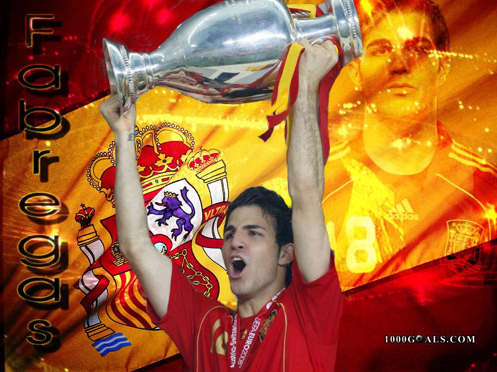 All Football Players: Cesc Fabregas Hd Nice Wallpapers