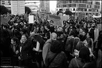 fotografia,manifestacion,valencia,8M,gente,dia,mujer