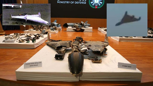 American Researcher: The United States may have considered Russian and Chinese Drones as UFOs