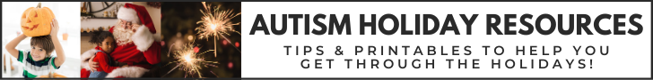 Tips and resources to helps autism families navigate the holiday season