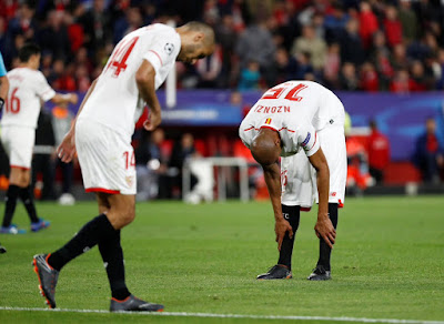 Crónica Sevilla FC 1 - Bayern 2