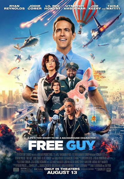 Free Guy: Tomando el control en Español Latino