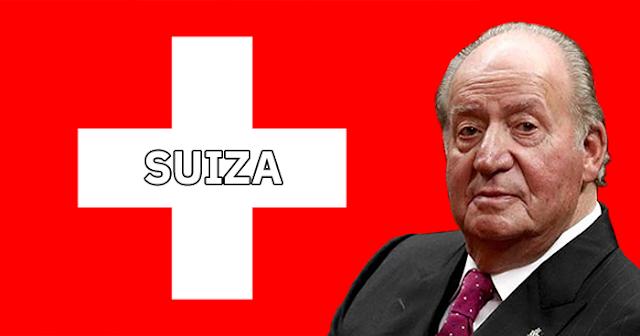 Juan Carlos I llevó a Suiza un maletín con 1,7 millones de euros en 2010, según afirma su gestor