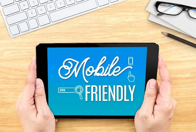 mobile web design business website builder