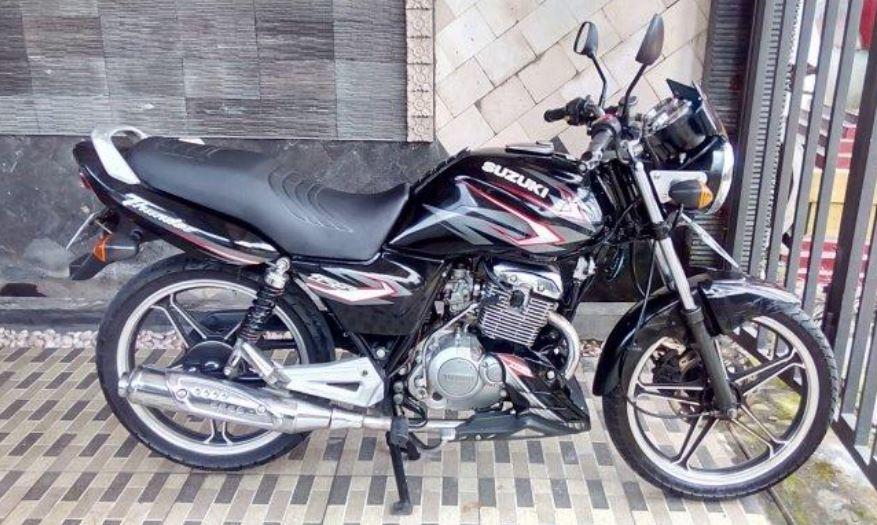 motor suzuki thunder 125