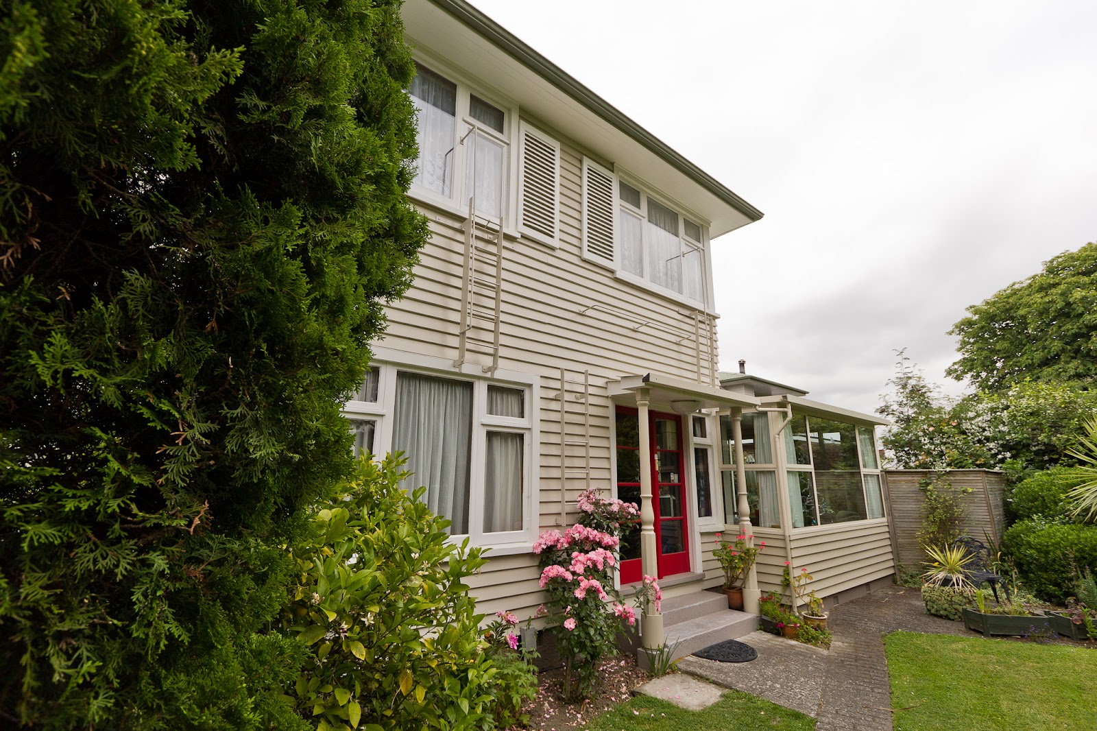 住宿|紐西蘭Day 2- Thistle Guest House (Christchurch)