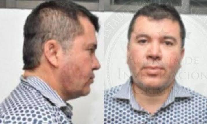 """Abigael González Valencia, """"ElCuini"""", número dos del CJNG es trasladado a penal de Santa Martha Acatitla de Iztapalapa en la Ciudad de México"""