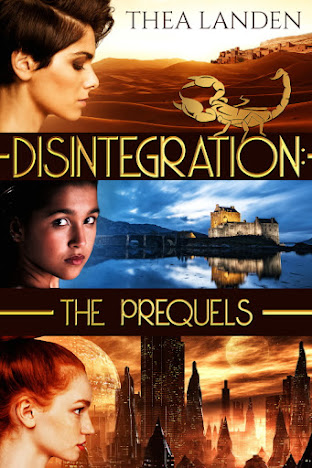 Disintegration: The Prequels - Subscribe today for your free copy!