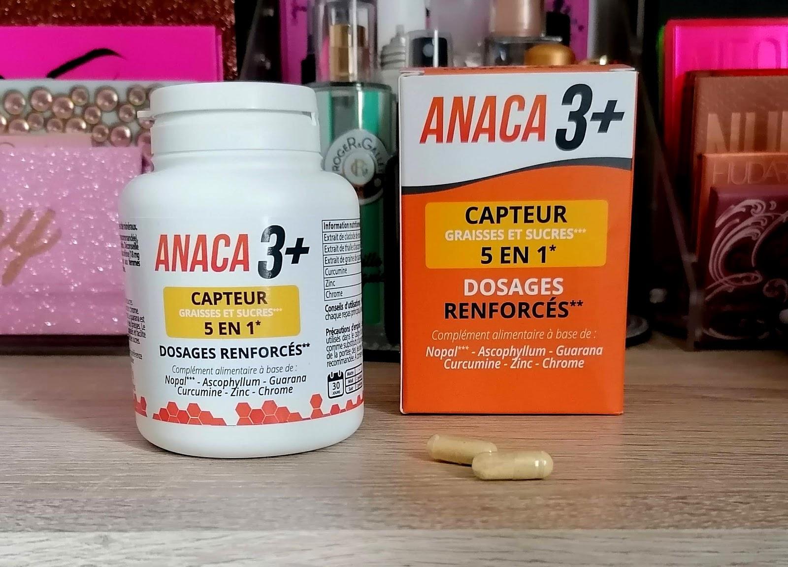 ANACA3+ >> Le capteur graisses et sucres 5en1!
