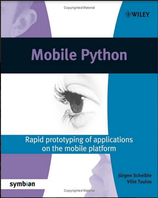 Mobile Python Rapid Prototyping of applications on the mobile platform