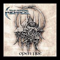 """Ο δίσκος των Menace """"Open Fire"""""""