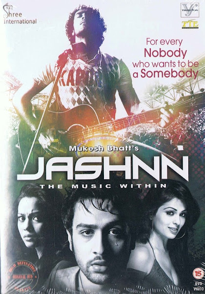 Poster Of Jashnn The Music Within 2009 720p Hindi DVDRip Full Movie Download