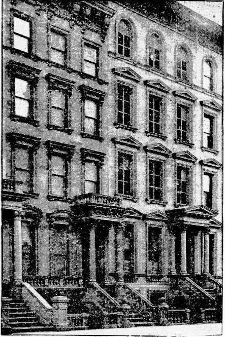 563048e725 Daytonian in Manhattan  The Lost Anson R. Flower Mansion -- No. 601 ...