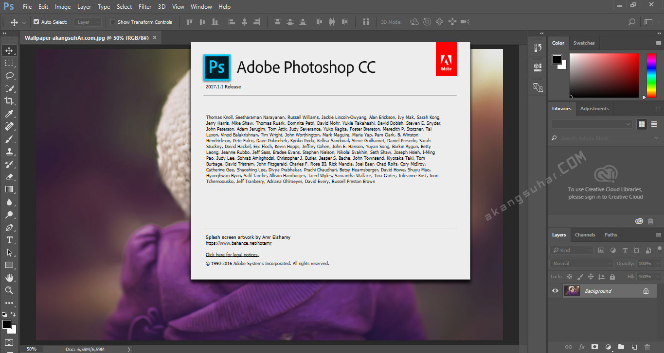 Download Free Adobe Photoshop CC 2017 Latest Version, Adobe Photoshop CC 2017 Serial Number