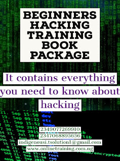 Beginners Hacking Training For Nigeria