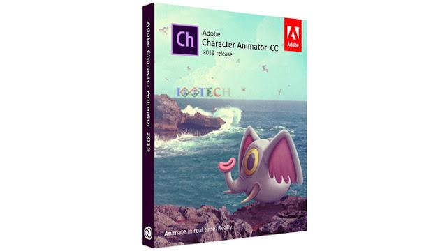 تحميل برنامج Adobe Character Animator CC 2019 كامل مع التفعيل