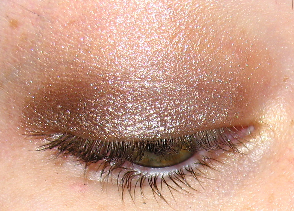 Beyond Just Beauty: L'Oreal Infallible Eyeshadow in Bronzed Taupe and Iced Latte Review and Swatches