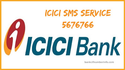 Increase ICICI Bank Credit Card limit using SMS