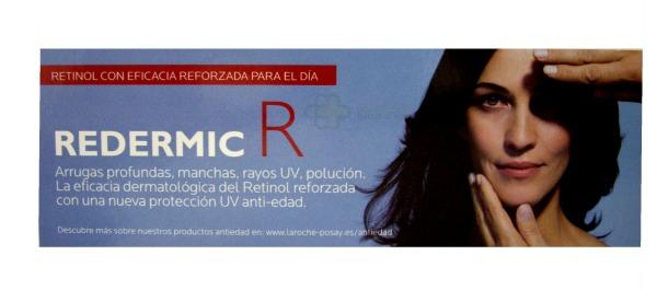 ¡Novedad La Roche Posay! Redermic R Corrective SPF30, para