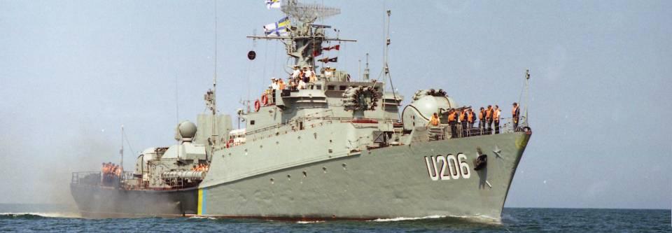ВМС України спишуть корвет і два катери