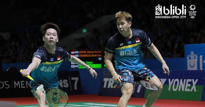 Live Streaming Perempat Final Indonesia Open 2019