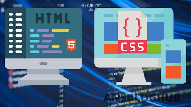 HTML ও  CSS কি এবং বিভিন্ন ধরনের টেক্সট ইডিটর।
