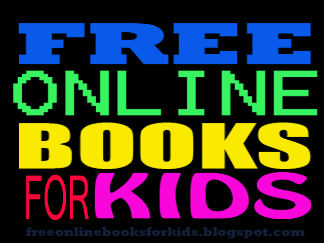Free Online Books for Kids