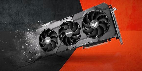 Exploitation minière de l'éthereum avec la carte vidéo GeForce RTX 3080 de ASUS TUF Gaming