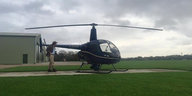 HELICOPTER SERVICES HIGH WYCOMBE