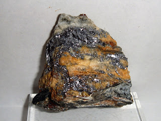 Galena, minas de San antón , Barambio, Alava