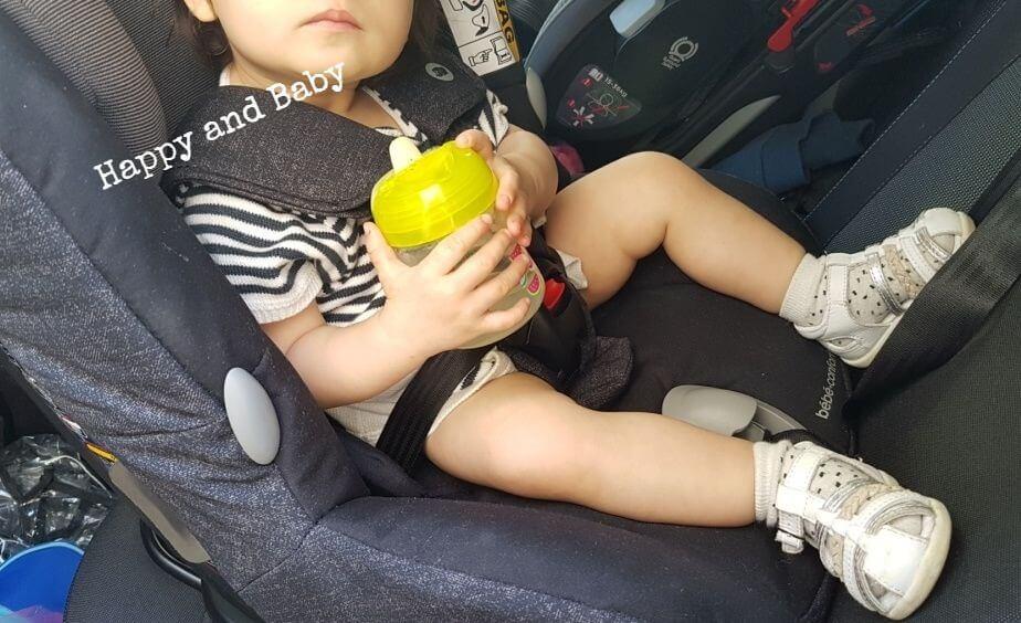 mon avis sur le siege auto milofix de bebe confort