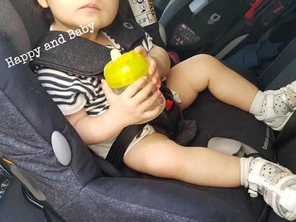 Mon avis sur le siège auto Milofix de Bébé Confort