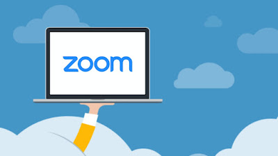 Menggunakan Aplikasi Zoom di Laptop
