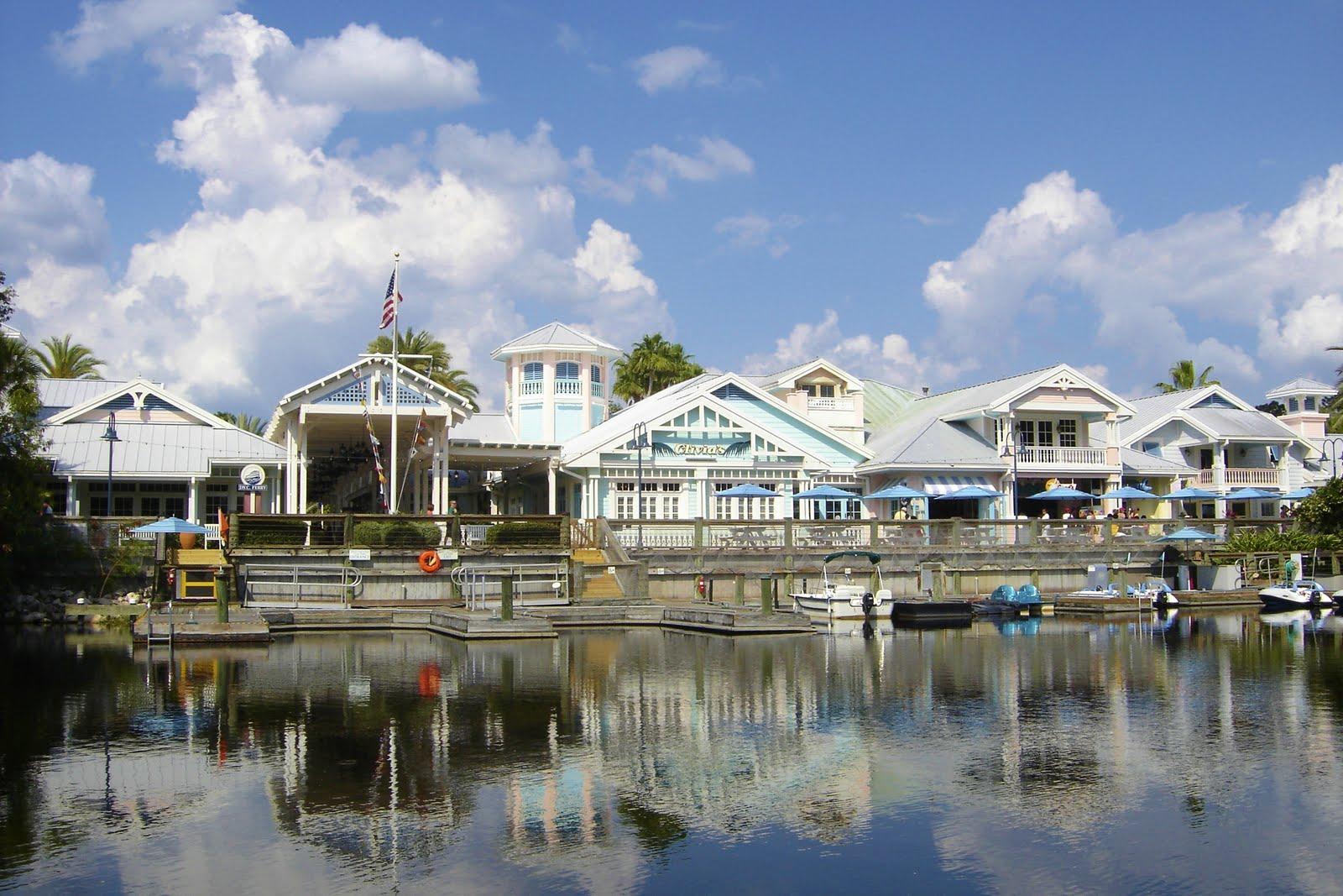 Disney Vacation Kingdom Old Key West Resort