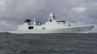 Frigat kelas Iver Huitfeldt
