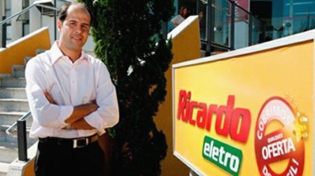 Dono da Ricardo Eletro é preso por sonegação e lavagem de dinheiro
