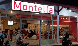 Toko Sepatu Montella