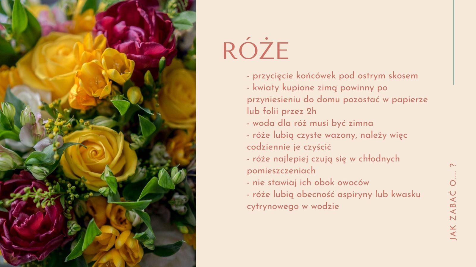 jak przedłużyć życie kwiatom gdzie zamówić kwiaty z dostawa kurierem kosz prezentowy jak utrzymac dlugo w wazonie roze piwonie astry lilie goździki narcyzy jak ususzyć bukiet kwiatów róże kwiatki