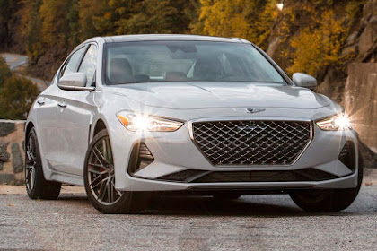 2021 Genesis G70 Review, Specs, Price