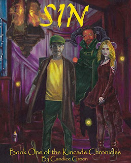 Sin (The Kinkade Chronicles Book 1) (Author Interview)