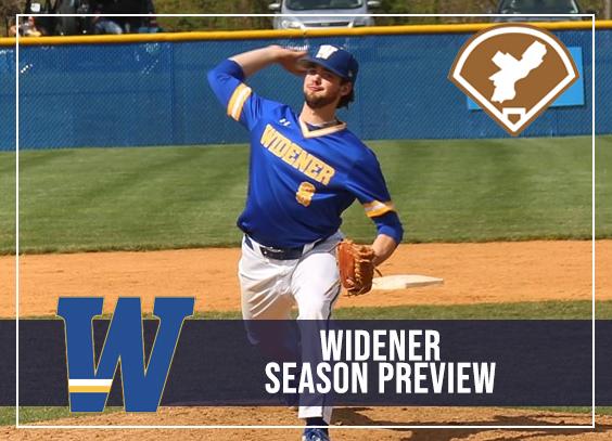 Widener baseball preview