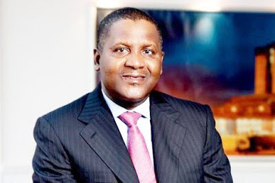 All about Aliko Dangote - African Richest Man